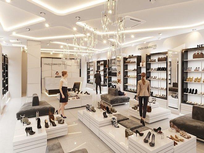 обувной магазин 3