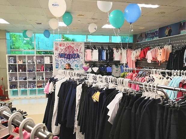 магазин детской одежды 3